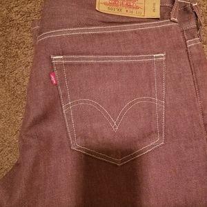 Men's Levi's 501 Jeans